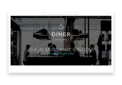 Ethical Diner Project